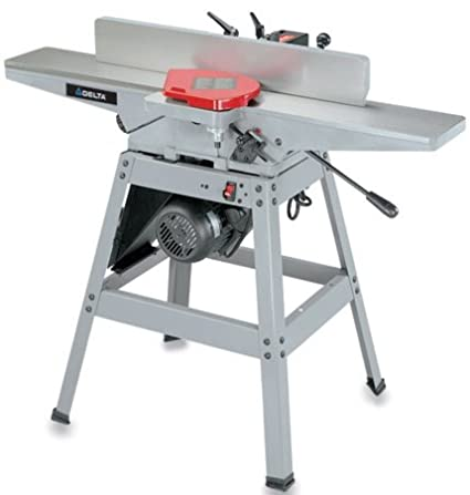 Delta Jt Inch 3 4 Horsepower Open Stand Jointer 115  Phase Power Jointers Amazon Com