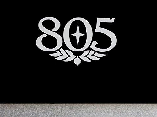 (Firestone Walker Brewing Company - 805 Car Decal Sticker)