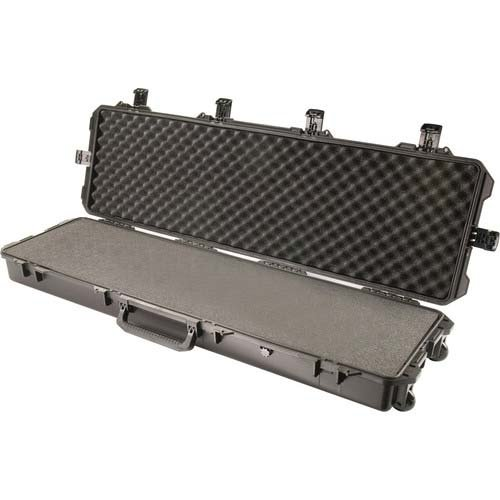 Pelican IM3300 Protective Case, Foam, Color Black