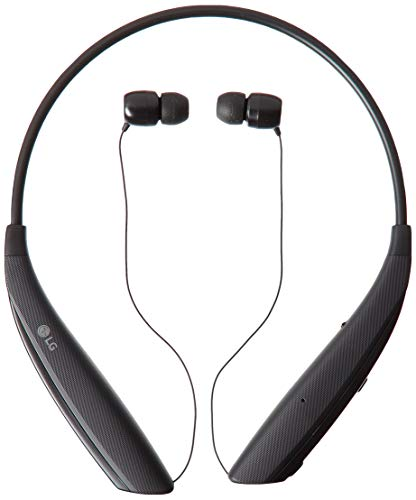 LG HBS-830 Tone Ultra Alpha Wireless In-Ear Headphones (HBS_830) Black - Pre-Owned
