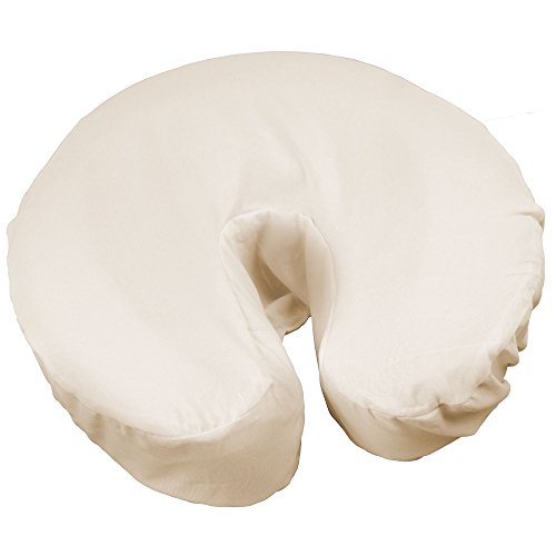 TranquilityTM Microfiber Massage Face Rest Covers 10 Pack - Natural from Body Linen