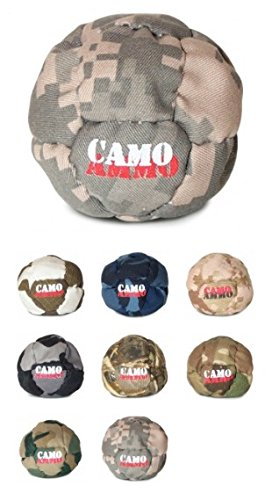 camo-ammo-footbag-hacky-sack-14-panel-steel-pellet-ground-rubber-filled-footbag-assorted-colors