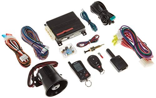 Python 5305P 5305p LCD 2-Way Security & Remote-Start System with .25-Mile Range & 2 Remotes