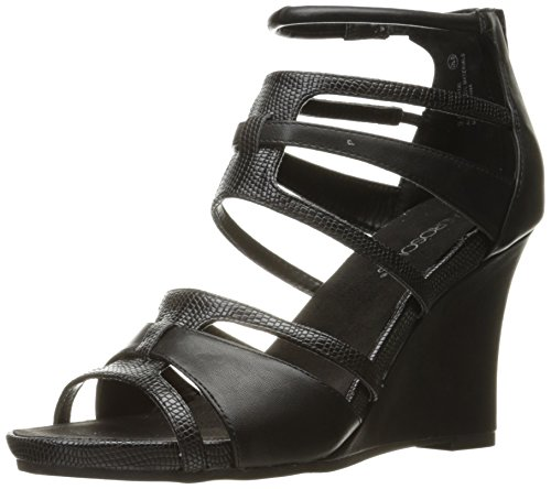 Aerosoles Womens Capital Wedge Sandal