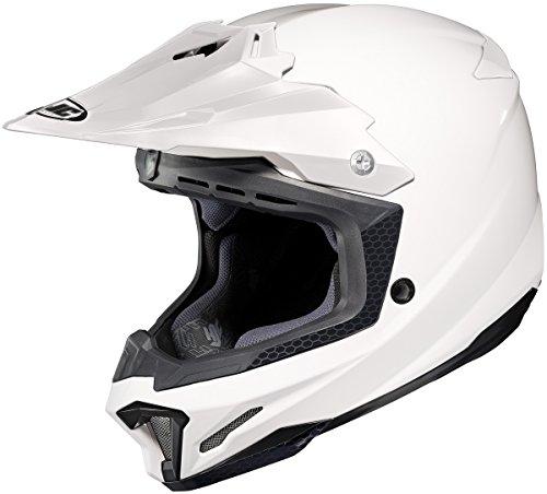 HJC Solid Mens CL-X7 Off-Road/Dirt Bike Motorcycle Helmet, XXXX-Large