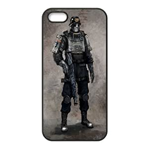iPhone 4 4s Cell Phone Case Black Wolfenstein The New Order VIU983322