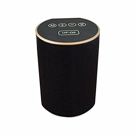 HF-Q9 Multifunctional Wireless Mini Bluetooth Portable Amplifier Mobile Speake