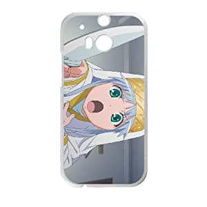 A Certain Magical Index HTC One M8 Cell Phone Case White persent xxy002_6841764