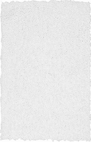Dalyn Rugs Utopia Rug, 8 x 10 , Snow