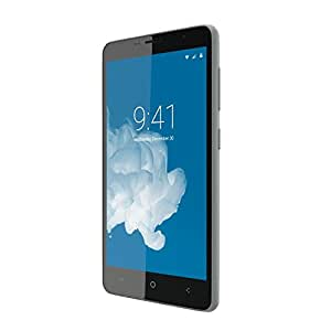 """Onix S551 - Smartphone DE 5.5"""" (Quad Core DE 1.3 GHz, Memoria Interna de 16 GB, 1 GB de RAM, cámara de 10 MP, Android) Negro"""