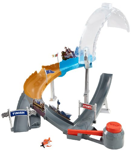 Disney Planes Micro Drifters Track