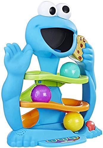 Sesame Street Playskool Friends Cookie Monsters Drop & Roll