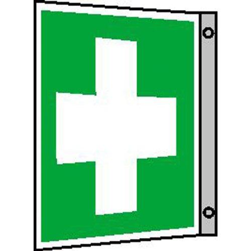 Primeros Auxilios Rescate Cartel como bandera Cartel ...