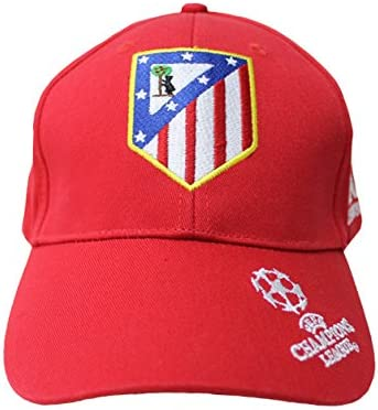 Gorra Final Champions Atlético de Madrid: Amazon.es: Deportes y ...
