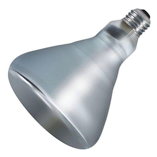 Philips Lighting 159301 BR40 Reflector Incandescent Lamp 125 Watt E26 Medium Base 5020 Lumens White TuffGuardTM