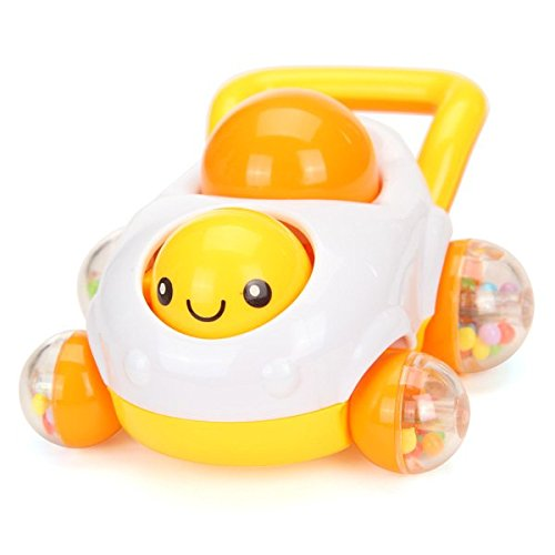 Baby Kid Car Design Shaking Rattle Musical Instrument Educational Toy (Jake And The Neverland Pirates Sleeping Bag)