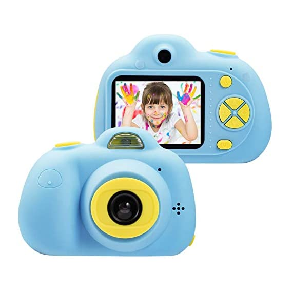 Jaydear Kids Toys Camera for 3-6 Year Old Girls Boys, Compact Cameras for Children, Best Gift for 5-10 Year Old Boy Girl