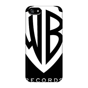 Anti-Scratch Hard Phone Cases For Iphone 5/5s (OJZ5033FESA) Provide Private Custom Trendy Foo Fighters Pattern