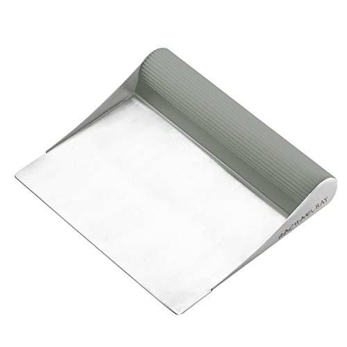 Rachael Ray Tools and Gadgets Stainless Steel Bench Scrape,