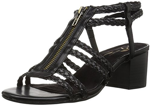 Aerosoles A2 Women's Mid Range Sandal, Black Combo, 6.5 M (Aerosoles Gladiator Shoes)