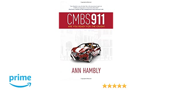 Amazon com: CMBS 911: Are You Ready for the Crash
