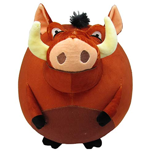 Kids Preferred Lion King Large Round Cuddle Pal, - Stuffed Kids Plush Preferred