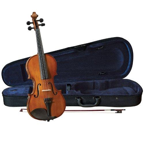 Cervini HV-200 Novice Violin Outfit - 4/4 Size by Cremona