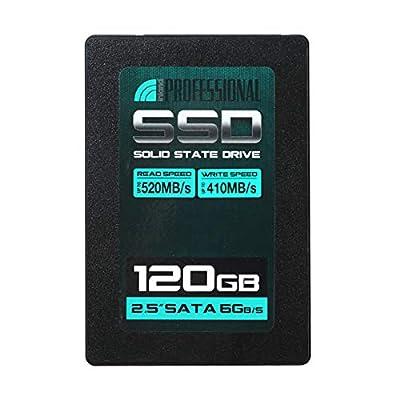 "Inland Professional 120GB SATA III 6Gb/s 2.5"" Internal Solid State Drive"