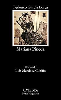 Mariana Pineda par García Lorca