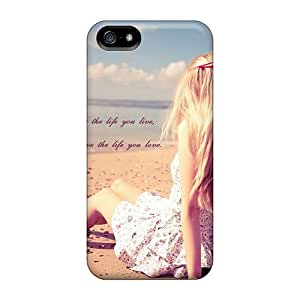 New Diy Design Life Reflections For Iphone 5/5s Cases Comfortable For Lovers And Friends For Christmas Gifts