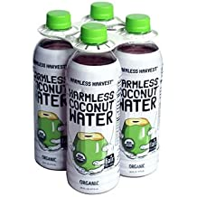 Harmless Harvest Coconut Water (16 oz., 4 pk.) (pack of 6)