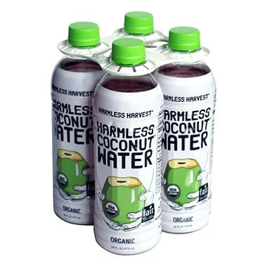 Harmless Harvest Coconut Water (16 oz., 4 pk.)