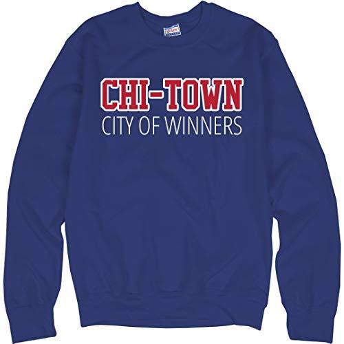 - Chi-Town City of Winners: Unisex Ultimate Crewneck Sweatshirt