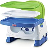 Fisher Price Clean N Go Booster, Multi Color