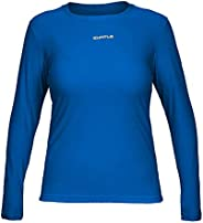 Camiseta Active Fresh Ml - Feminino, Curtlo - Estampa no Centro