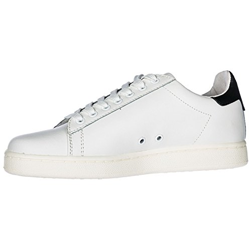 Master Sneakers Chaussures Baskets Cuir Arts Femme En Of Blanc Moa dcfWpd