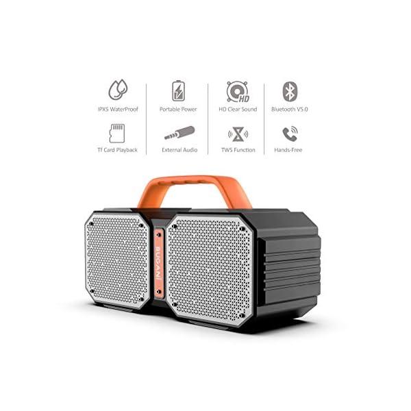 Birgani Bluetooth features