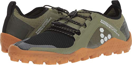(Vivobarefoot Women's Primus Trail Soft Ground Olive 43 B EU)