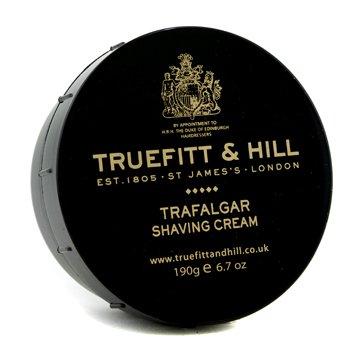 Truefitt & Hill Trafalgar Shaving Cream For Men 190G/6.7Oz