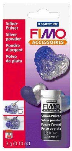 Eberhard Faber FIMO - Silver Powder by Fimo