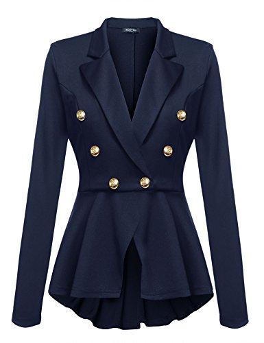 Wear Blue Blazer - 2