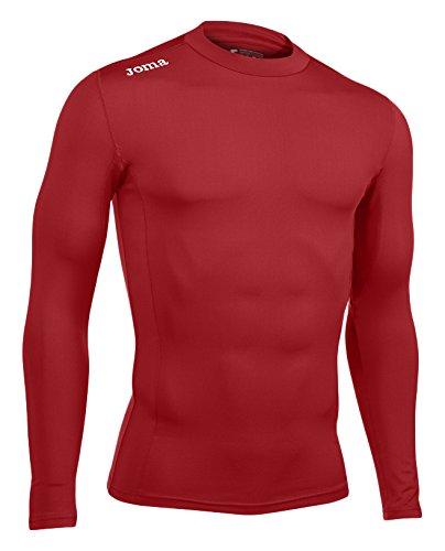 Joma - Camiseta brama academy para hombre, Rojo, 4XS