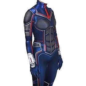 - 41SU6eUtzlL - Riekinc Spandex Bodysuit Womens Zentai Suits Cosplay Costume Audlt/Kids