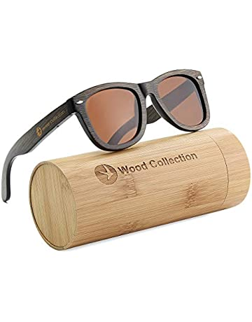 a1bd7d18cbcb Sunglasses Wood Sunglasses Fashion Classic Soft Light Multicolor Polarized  Lens Sunglasses MU125