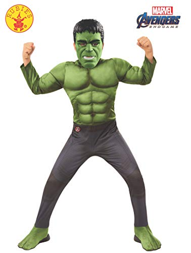 The Incredibles Costumes Designer Character - Avengers 4 Deluxe Hulk (2019) Costume