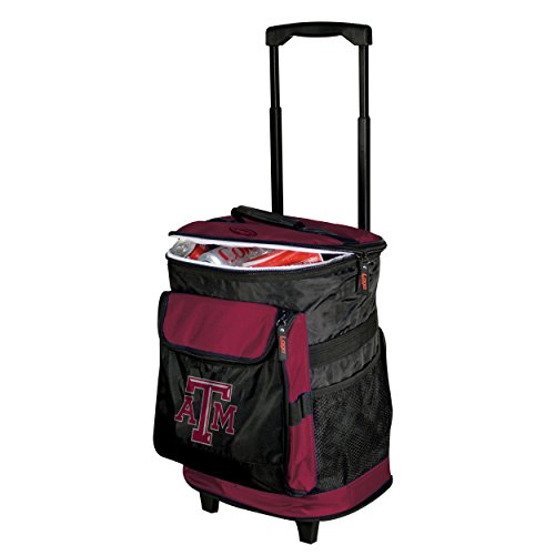 NCAA Texas A&M  - Rolling Cooler by Logo Brands