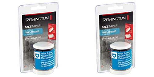 FACESAVER Electric pre-shave powder - 2 PACK !