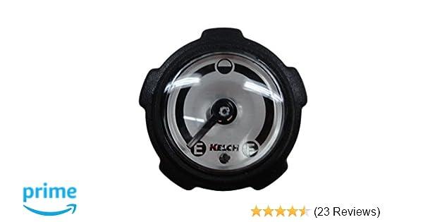 Amazon.com: KELCH 7J203658 Gauged Golf Cart Gas Cap For Yamaha G16 on