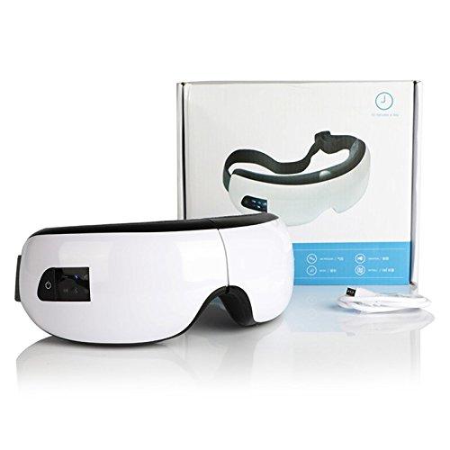 Fashionwu Electric Eye Massager Eye Vision Improvement Eye Care Glasses Massager Eye Protection Device by Fashionwu