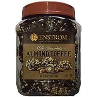 Enstrom Milk Chocolate Almond Toffee 2.5lb